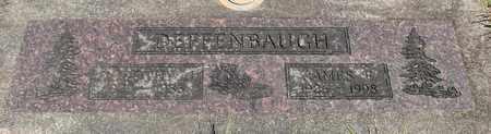 DEFFENBAUGH, DOROTHY J - Linn County, Oregon | DOROTHY J DEFFENBAUGH - Oregon Gravestone Photos
