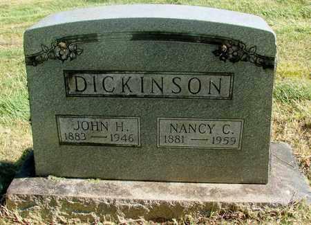 DICKINSON, NANCY CORDELIA - Linn County, Oregon | NANCY CORDELIA DICKINSON - Oregon Gravestone Photos