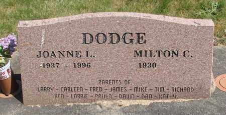 DODGE, MILTON C - Linn County, Oregon | MILTON C DODGE - Oregon Gravestone Photos