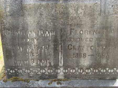 HULBURT, FLORENCE ANN - Linn County, Oregon | FLORENCE ANN HULBURT - Oregon Gravestone Photos
