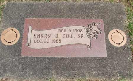 DOW, HARRY BOYD, SR - Linn County, Oregon | HARRY BOYD, SR DOW - Oregon Gravestone Photos