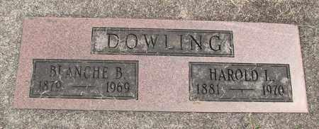DOWLING, HAROLD LITTLEFIELD - Linn County, Oregon | HAROLD LITTLEFIELD DOWLING - Oregon Gravestone Photos