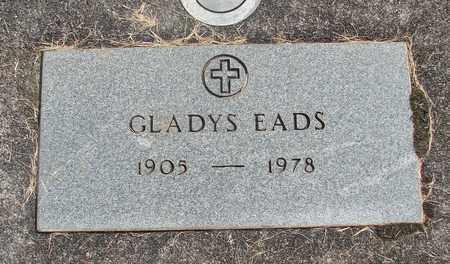 EADS, GLADYS - Linn County, Oregon | GLADYS EADS - Oregon Gravestone Photos