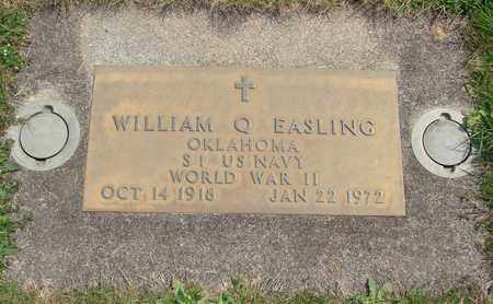 EASLING, WILLIAM Q - Linn County, Oregon   WILLIAM Q EASLING - Oregon Gravestone Photos