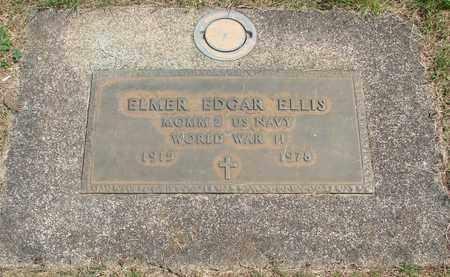 ELLIS, ELMER EDGAR - Linn County, Oregon   ELMER EDGAR ELLIS - Oregon Gravestone Photos