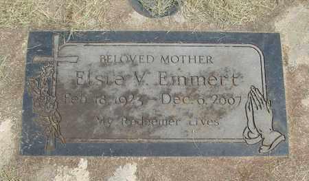 EMMERT, ELSIE VIRGINIA - Linn County, Oregon   ELSIE VIRGINIA EMMERT - Oregon Gravestone Photos
