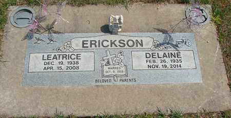ERICKSON, LEATRICE - Linn County, Oregon | LEATRICE ERICKSON - Oregon Gravestone Photos