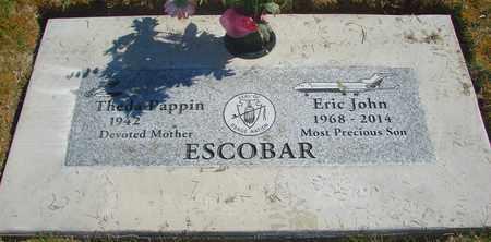 ESCOBAR, ERIC JOHN - Linn County, Oregon | ERIC JOHN ESCOBAR - Oregon Gravestone Photos