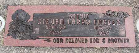 FARBER, STEVEN LARRY - Linn County, Oregon | STEVEN LARRY FARBER - Oregon Gravestone Photos