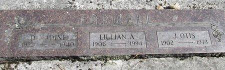 MILLER, LILLIAN A - Linn County, Oregon | LILLIAN A MILLER - Oregon Gravestone Photos