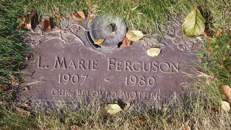 FERGUSON, L MARIE - Linn County, Oregon | L MARIE FERGUSON - Oregon Gravestone Photos