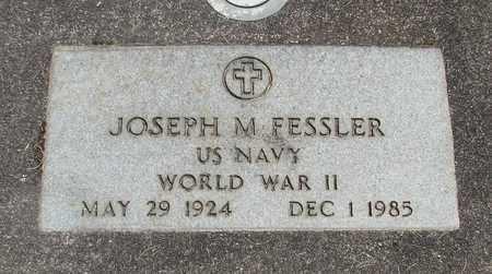 FESSLER, JOSEPH MARCELL - Linn County, Oregon   JOSEPH MARCELL FESSLER - Oregon Gravestone Photos