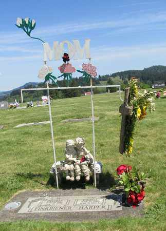 FINKBIENER, DELORES - Linn County, Oregon | DELORES FINKBIENER - Oregon Gravestone Photos