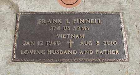 FINNELL (VN), FRANK L - Linn County, Oregon | FRANK L FINNELL (VN) - Oregon Gravestone Photos