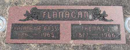 FLANAGAN, THOMAS J - Linn County, Oregon | THOMAS J FLANAGAN - Oregon Gravestone Photos