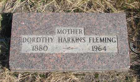 FLEMING, DOROTHY - Linn County, Oregon | DOROTHY FLEMING - Oregon Gravestone Photos