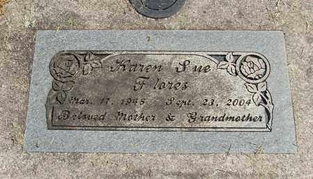 AVERILL FLORES, KAREN SUE - Linn County, Oregon | KAREN SUE AVERILL FLORES - Oregon Gravestone Photos