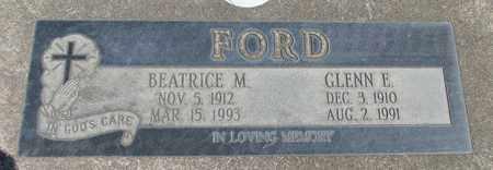 FORD, BEATRICE M - Linn County, Oregon | BEATRICE M FORD - Oregon Gravestone Photos