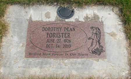 FORISTER, DOROTHY DEAN - Linn County, Oregon | DOROTHY DEAN FORISTER - Oregon Gravestone Photos