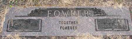 FOWLER, BOBBY R - Linn County, Oregon | BOBBY R FOWLER - Oregon Gravestone Photos