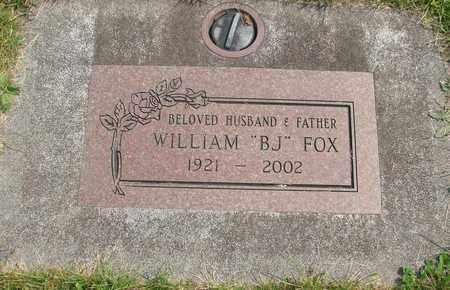 FOX, WILLIAM - Linn County, Oregon | WILLIAM FOX - Oregon Gravestone Photos