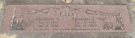 FREY, MADELINE ANGELA - Linn County, Oregon | MADELINE ANGELA FREY - Oregon Gravestone Photos