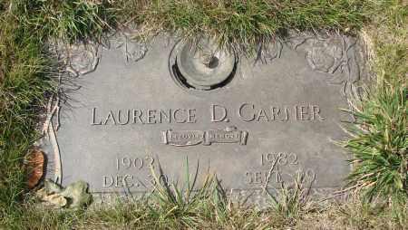 GARNER, LAURENCE D - Linn County, Oregon | LAURENCE D GARNER - Oregon Gravestone Photos