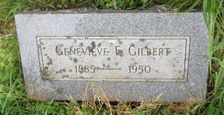 GILBERT, GENEVIEVE E - Linn County, Oregon | GENEVIEVE E GILBERT - Oregon Gravestone Photos