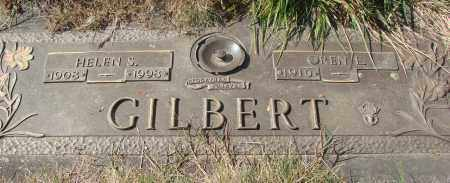 GILBERT, OREN E - Linn County, Oregon | OREN E GILBERT - Oregon Gravestone Photos