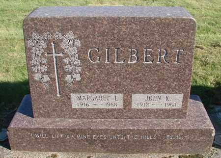 GILBERT, MARGARET I - Linn County, Oregon | MARGARET I GILBERT - Oregon Gravestone Photos