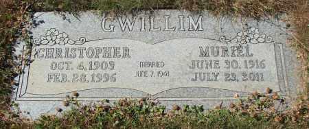 GWILLIM, CHRISTOPHER - Linn County, Oregon | CHRISTOPHER GWILLIM - Oregon Gravestone Photos