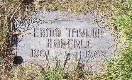 TAYLOR, ERMA - Linn County, Oregon | ERMA TAYLOR - Oregon Gravestone Photos
