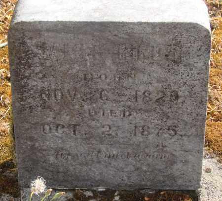 HINDS, JAMES SHELTON - Linn County, Oregon   JAMES SHELTON HINDS - Oregon Gravestone Photos