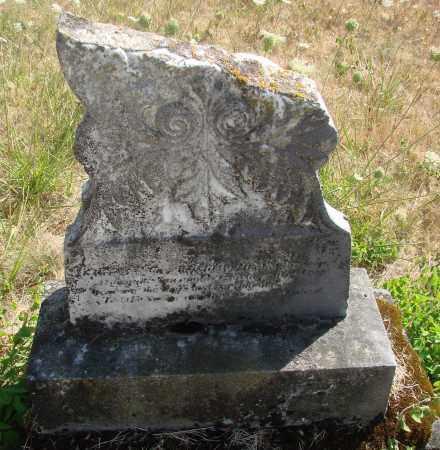 HOFFMAN, HANKIE - Linn County, Oregon   HANKIE HOFFMAN - Oregon Gravestone Photos