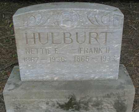 HULBURT, FRANK H - Linn County, Oregon   FRANK H HULBURT - Oregon Gravestone Photos