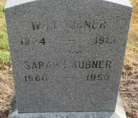 LAUBNER, WILLIAM - Linn County, Oregon | WILLIAM LAUBNER - Oregon Gravestone Photos