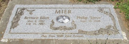 MILLER, BERNICE ELLEN - Linn County, Oregon | BERNICE ELLEN MILLER - Oregon Gravestone Photos