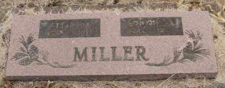 MILLER, ARCHIE ALBERT - Linn County, Oregon | ARCHIE ALBERT MILLER - Oregon Gravestone Photos