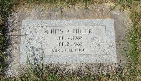 MILLER, AMY K - Linn County, Oregon   AMY K MILLER - Oregon Gravestone Photos