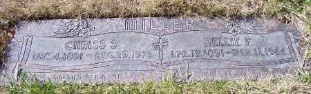 MILLER, CHRISS S - Linn County, Oregon | CHRISS S MILLER - Oregon Gravestone Photos