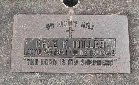 MILLER, DALE K - Linn County, Oregon   DALE K MILLER - Oregon Gravestone Photos