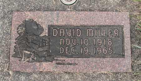 MILLER, DAVID - Linn County, Oregon   DAVID MILLER - Oregon Gravestone Photos