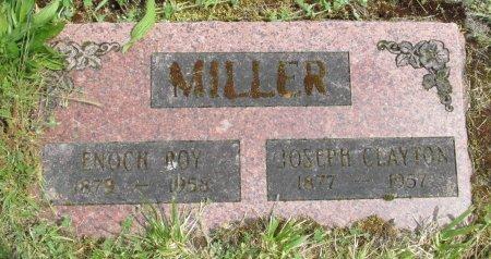 MILLER, ENOCH ROY - Linn County, Oregon | ENOCH ROY MILLER - Oregon Gravestone Photos