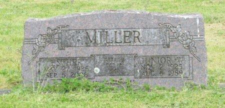 MILLER, ESTHER - Linn County, Oregon   ESTHER MILLER - Oregon Gravestone Photos