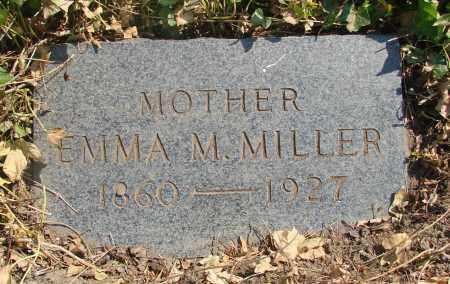 MILLER, EMMA MATILDA - Linn County, Oregon | EMMA MATILDA MILLER - Oregon Gravestone Photos