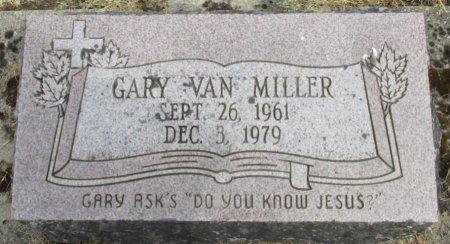 MILLER, GARY VAN - Linn County, Oregon | GARY VAN MILLER - Oregon Gravestone Photos