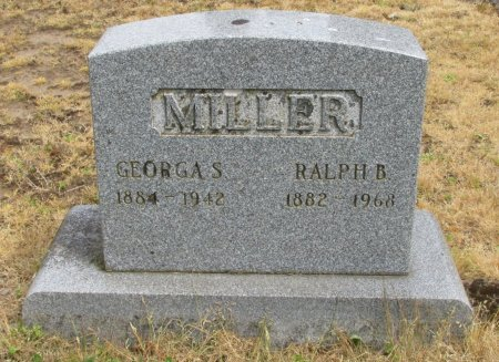 MILLER, GEORGA S - Linn County, Oregon | GEORGA S MILLER - Oregon Gravestone Photos