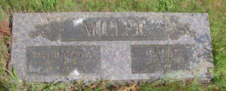 MILLER, MAGDALENA - Linn County, Oregon   MAGDALENA MILLER - Oregon Gravestone Photos