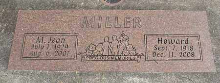 MILLER, HOWARD - Linn County, Oregon   HOWARD MILLER - Oregon Gravestone Photos