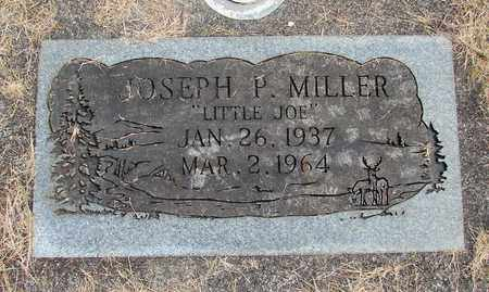 MILLER, JOSEPH P - Linn County, Oregon   JOSEPH P MILLER - Oregon Gravestone Photos